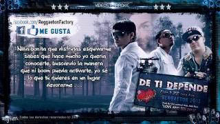 """Jory Boy Ft. Plan B - """"De Ti Depende"""" con Letra ★New Reggaeton 2013★"""