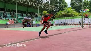 Final Ganda Putra MENEGANGKAN KejurnaS Tenis PIALA REKTOR UNAND 2020