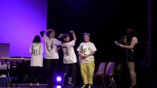 Nicon Con Luder 2014 14/14 Zwischenspiel Pogramm 2/3