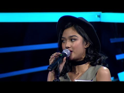 Marion jola - Havana (LYRICS) Indonesian Idol 2018