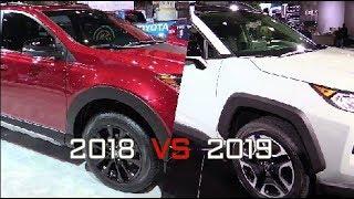 2018 VS 2019 Toyota Rav4 Adventure - OLD VS NEW