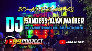 DJ SANDESS by DJ RISKI IRFAN NANDA 69 PROJECTS ft 3D CHANEL