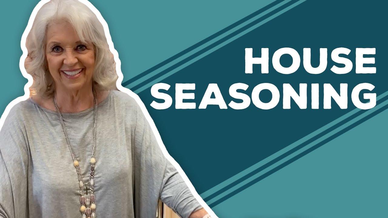 Quarantine Cooking: Paula Deen House Seasoning Recipe