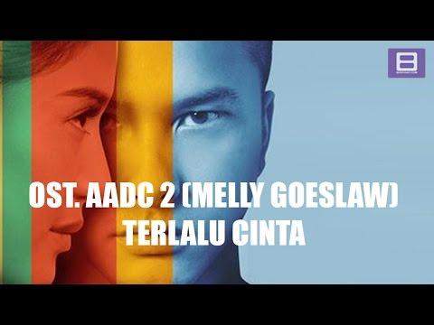 Melly Goeslaw - Terlalu Cinta [Video Lirik]