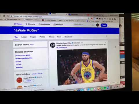 Javal McGee Stars For Golden State Warriors, Win Game 1 Of NBA Playoffs