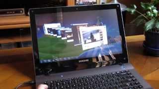 Samsung QX411 Laptop 1TB Hard Drive, 8GB RAM 14