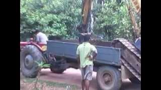 Repeat youtube video amazing dozer operator in sri lanka (part 2)