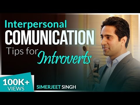 How To Improve Your Interpersonal Skills For Introverts | Improving Communication Skills | AskSJS