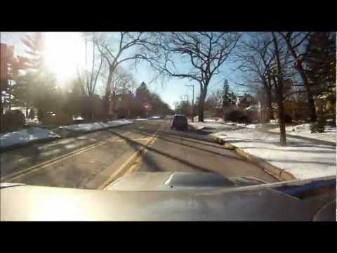 Subaru Impreza STi Relax Drive - Sheridan - Lake Shore Drive