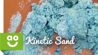 DİY Renkli Kinetik Kum | ao.com