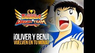 Captain Tsubasa: Dream Team - Gameplay e impresiones