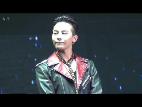 [HY fancam]160312 BIGBANG MADE V I P TOUR IN SHANGHAI   V.I TALK PART_GD have money