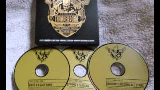 Thunderdome The Golden Series CD1 ( Mixed by Bass  D and Lady Dana )