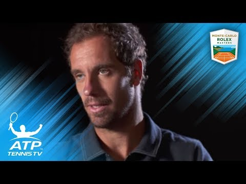 Richard Gasquet reflects on his 1st and 500th ATP career wins in Monte-Carlo!