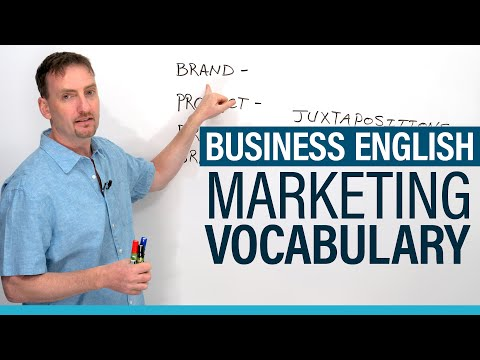 Professional & Business English: Marketing