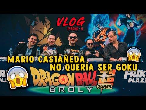 Dragon Ball Super: Broly - Conferencia De Prensa - VLOG EP-11