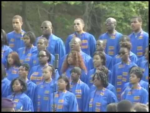 President Clinton's Address to Morgan State University Commencement (1997)