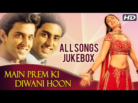 Main Prem Ki Diwani Hoon All Songs Jukebox HD  Romantic Bollywood Hindi Songs