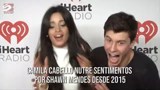 Camila Cabello has liked Shawn Mendes since 2015