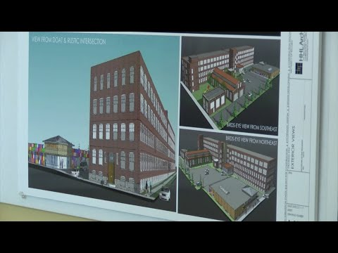 Buffalo warehouse to be transformed into apartments, health clinic