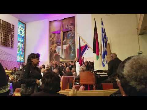 Missionary Toni Lett Northeast jurisdiction conference