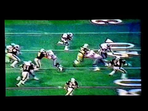 1983 St.Louis@Dallas Tony Dorsett 55yd TD Thanksgiving Day