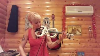 В лесу родилась ёлочка. Скрипка. Марго Мурзина.