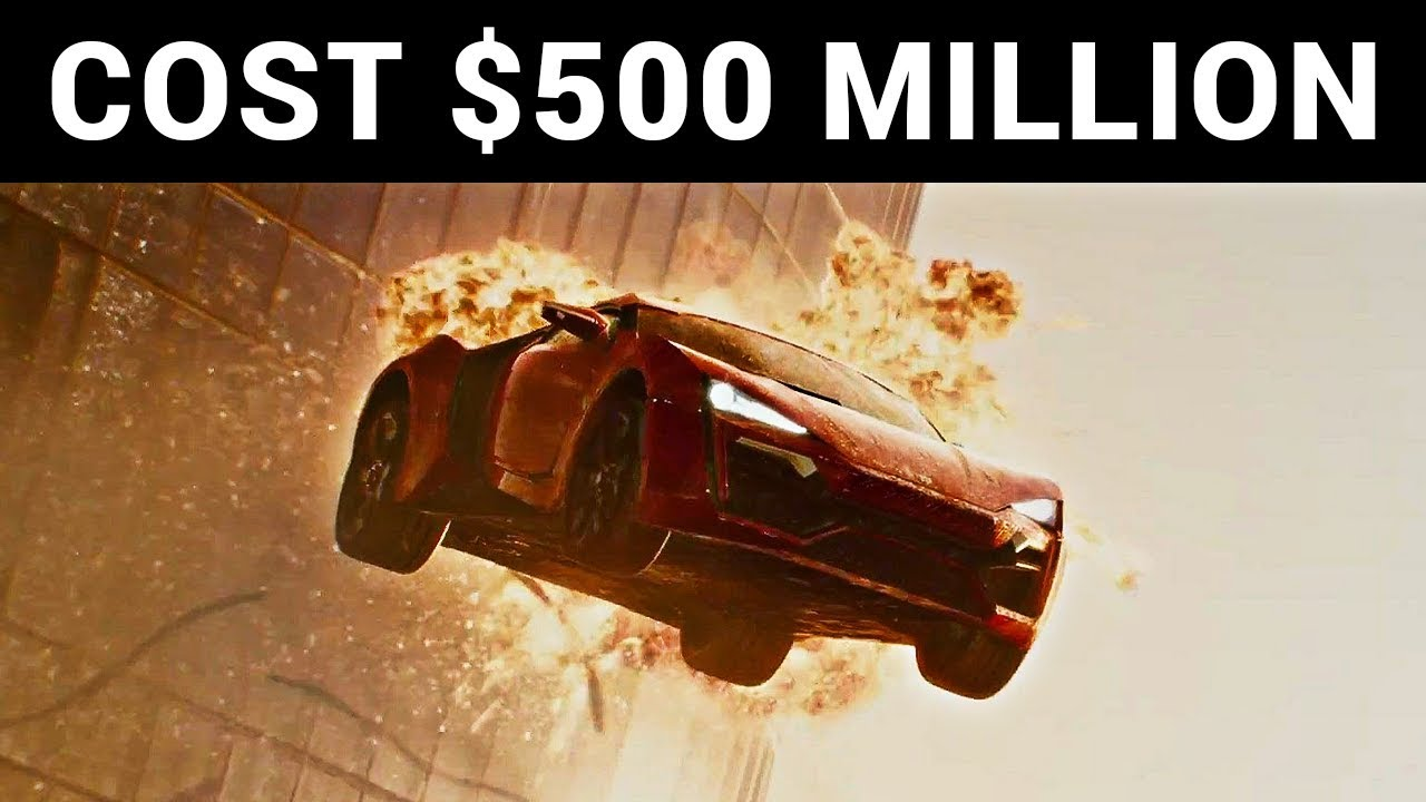 10 Most Expensive Movies Ever Made