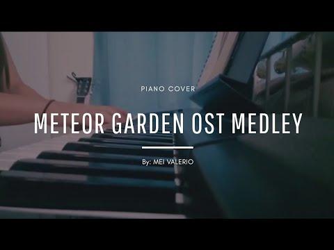 Meteor Garden OST Medley Piano Cover (流星花園 電視原聲帶)
