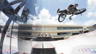 BMX - X Games 2016 - First Park Practice