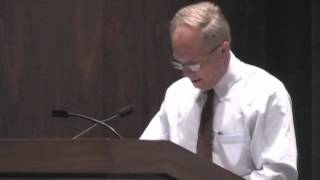 "Christopher Seitz - ""Canon and Conquest: The Character of the God of the Hebrew Bible"" Part 2"