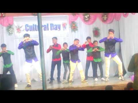VVC seniors break dance