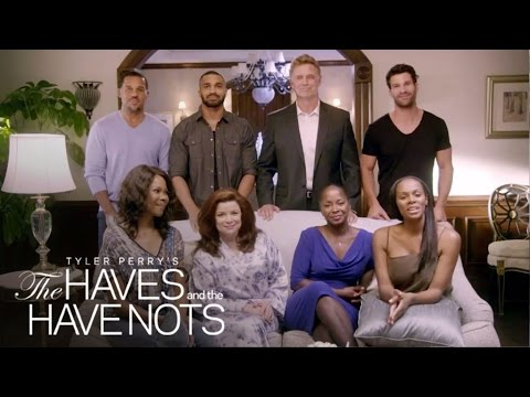 Join the Cast on the Binge-a-Thon | Tyler Perry's The Haves and the Have Nots | OWN