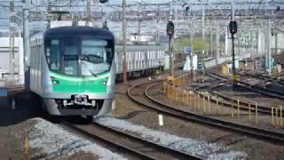 【ダイヤ改正】JR東日本E233系など、東京メトロ16000系@常磐線 金町駅