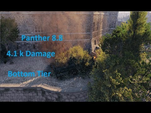 Panther 8.8 - World of Tanks Blitz from YouTube · Duration:  14 minutes 55 seconds