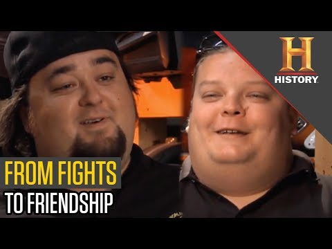 Chumlee and Corey: Love At First Fight | Pawn Stars