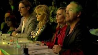 Lisa - X-factor NL 2009 - liveshow 3 - Hemel en aarde (Edsilia Rombley)