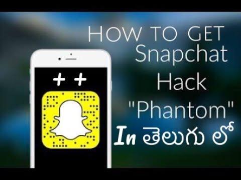 hacked snapchat app