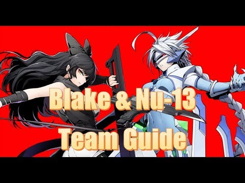 Team/Character Guide |