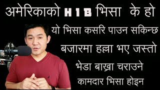 H1B Working Visa for Nepali to USA 2020.How to apply H1B Visa from Nepal or students studying abroad