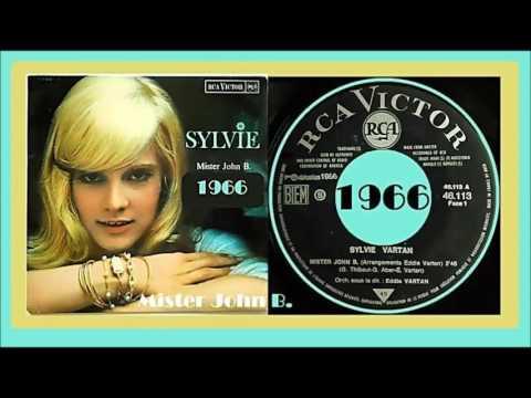 Sylvie Vartan - Mister John B. 'Vinyl'