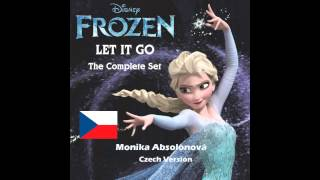 Frozen - Let It Go(Najednou) (Czech Version)