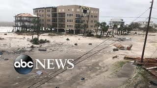 ABC News\' Ginger Zee details riding out Hurricane Michael