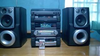 Aiwa Zr990 Dance 90 Fita K7 DJ BoBo Everything Has Changed