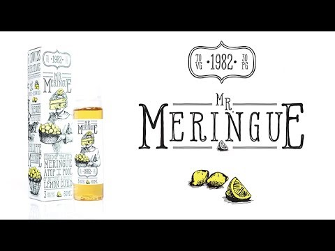 Mr. Meringue By Charlie's Chalk Dust Flavor Tasting