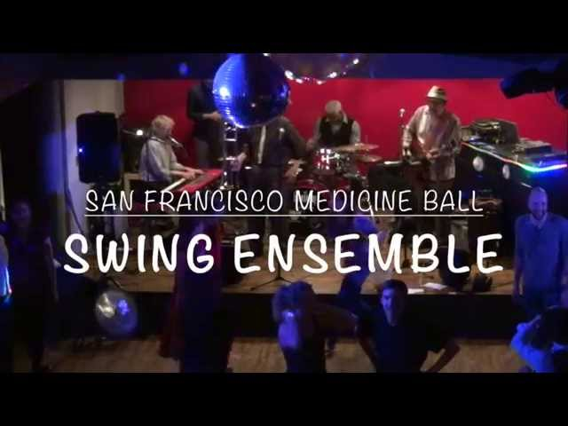 Medicine Ball Swing Ensemble
