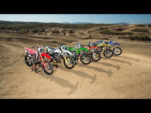 2019 TransWorld Motocross 450 Shootout