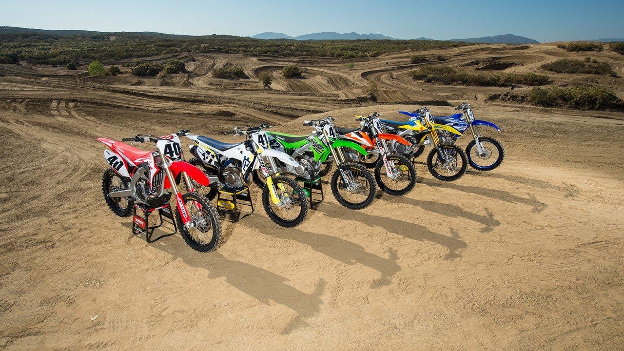 Calendario Motocross 2020.2019 Transworld Motocross 450 Shootout