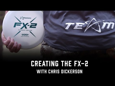 DISCussion: Creating the Prodigy FX-2 with Chris Dickerson