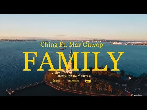 Ching Ft Mar Guwop - Family (Music Video) [Shot by Ogonthelens]